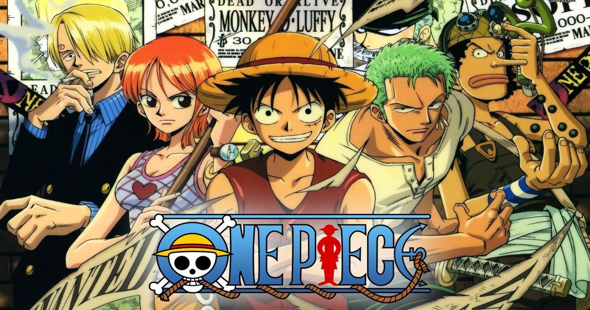 10อันดับ มังงะยอดนิยม One Piece