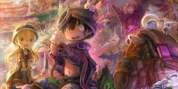 made-in-abyss 15 Manga มังงะ